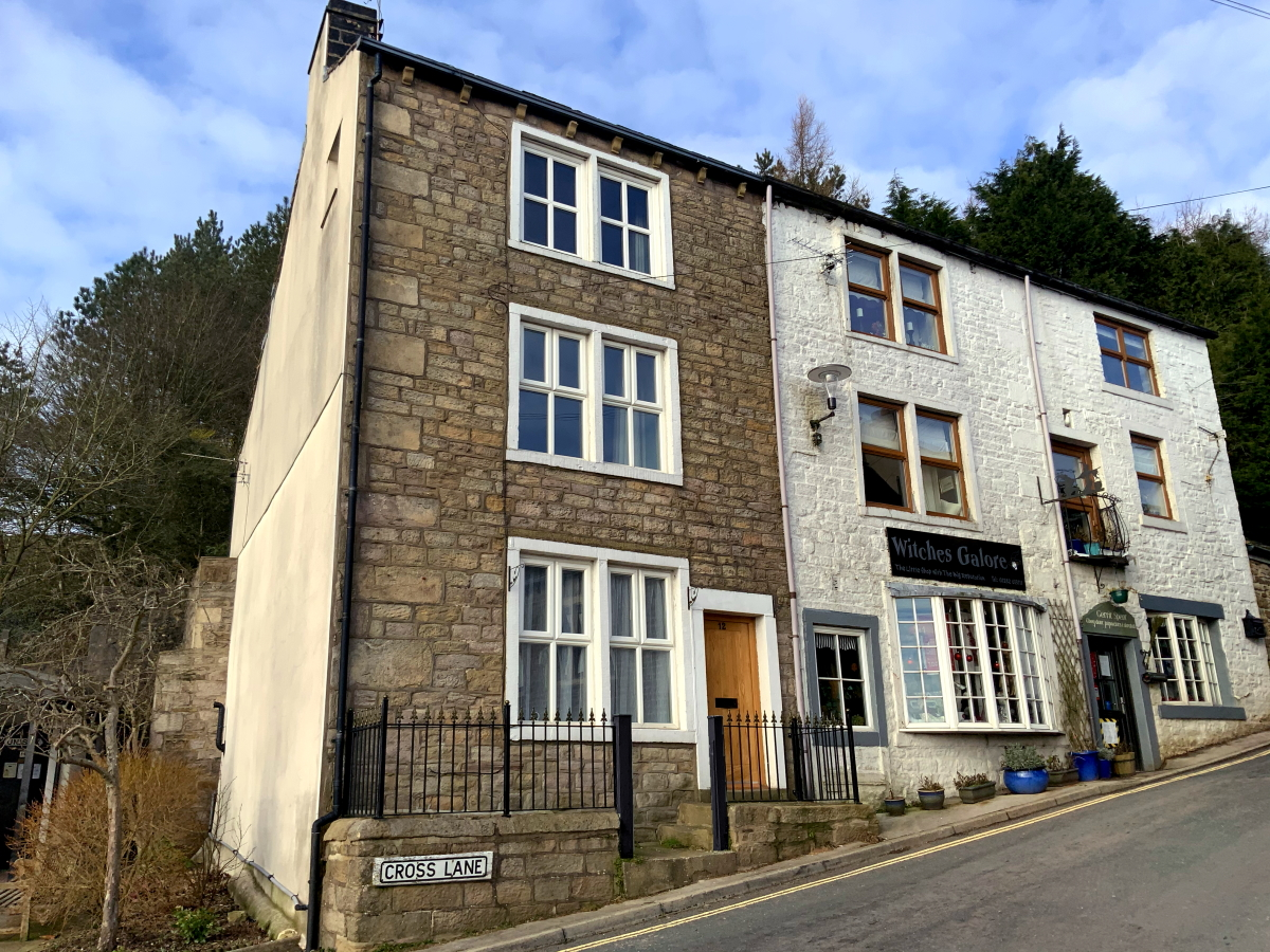 Pendle Hill holiday cottage | 12 Newchurch luxury self-catering holiday - exterior