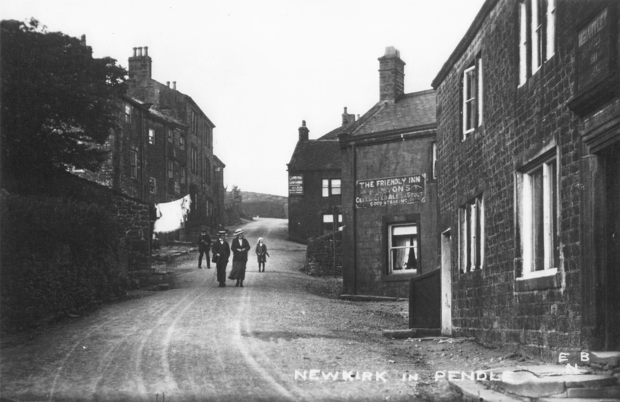 Historic Newchurch-in-Pendle
