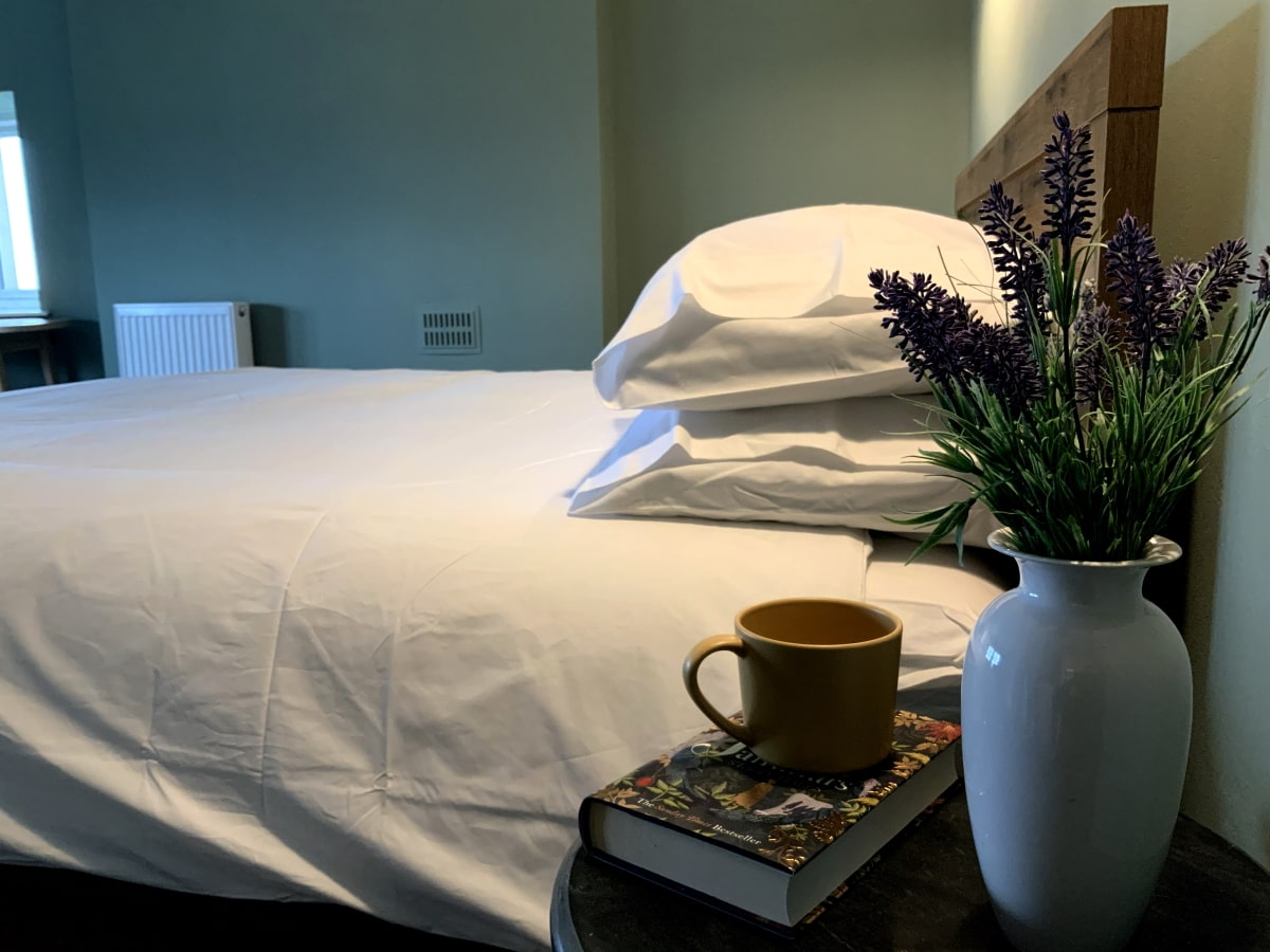 12 Newchurch luxury holiday cottage - King double #2