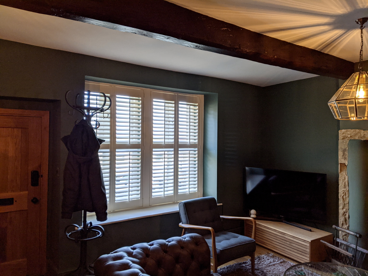 12 Newchurch luxury holiday cottage - Lounge