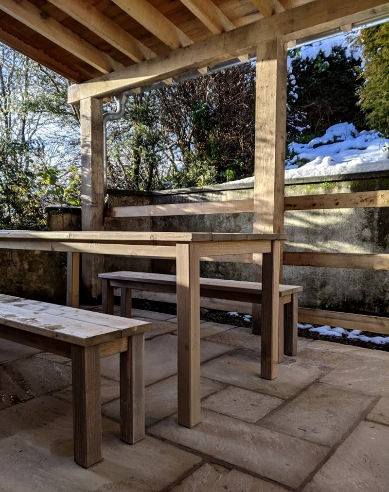 Pendle Hill holiday cottage | 12 Newchurch luxury self-catering holiday - garden room